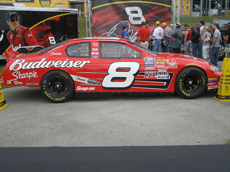 utilize to find a lot of information about Dale Earnhardt Jr