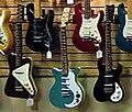 Danelectro Dano Pro (reissue), Shorthorn (reissue), '63 Dano variation ? - Vintage guitar replicas.jpg
