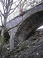 Dangerous Bridge and Landslip on the Old Peebles to Galashiels Branch Line - geograph.org.uk - 773736.jpg
