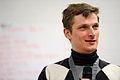 Daniel K. - Wikimedia 2011 hackathon in Berlin 039.jpg