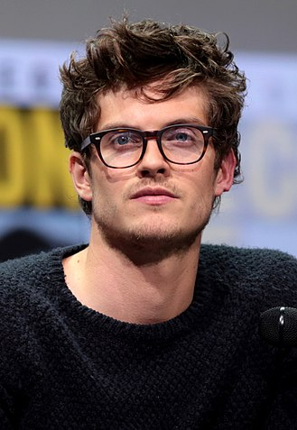 Daniel Sharman - Sharman at the 2017 San Diego Comic-Con International
