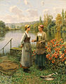 Daniel ridgway knight b1540 the days catch wm.jpg