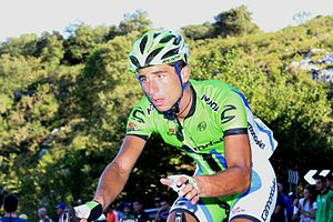 Daniele Ratto - Ratto at the 2013 Vuelta a España