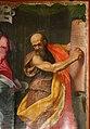 Daniele da volterra, madonna in trono col bambino tra i ss. pietro e paolo, 1545, dai ss. pietro e paolo a ulignano di volterra 04.jpg