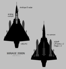 Dassault Mirage 2000N silhouette showing external stores configuration.png