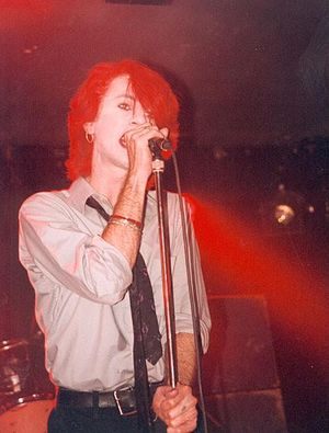 Rozz Williams - Rozz Williams at Daucus Karota Concert