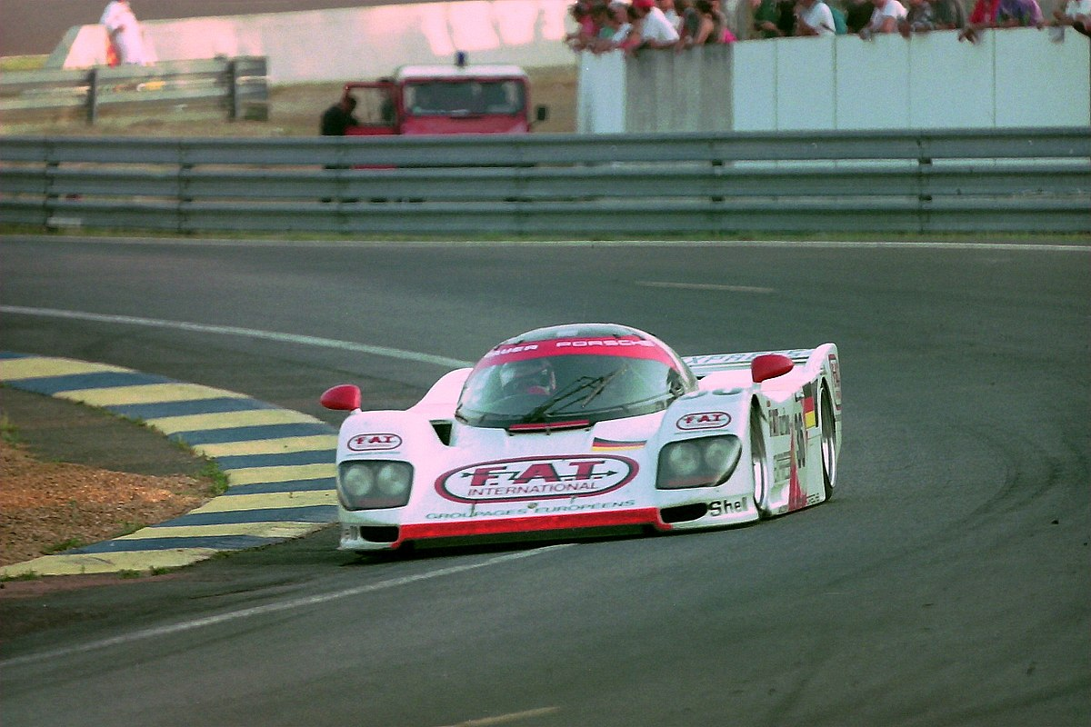 Dauer 962 Le Mans Wikipedia