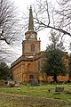 Daventry, back of Holy Cross Church - geograph.org.uk - 1732813.jpg