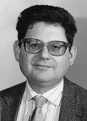 David-Hillel Ruben - David-Hillel Ruben, c. 1984