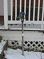 David Crabill House, water pump.jpg