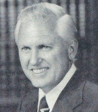 David Hall (Oklahoma governor) - Image: David Hall (Oklahoma Governor)