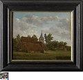 De Sint-Gilliskerk in Brugge, circa 1825, Groeningemuseum, 0040765000.jpg