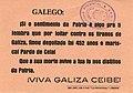 Degollado fai 452 anos o mariscal Pardo de Cela, 1935.jpg