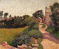 Delavallee La Rue au soleil 1887.jpg