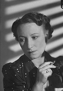 Orane Demazis French actress