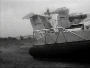 Demonstratie met Britse hovercraft op het IJsselmeer Weeknummer, 76-22 - Open Beelden - 55618