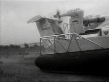 Hovercraft in the Netherlands, newsreel from 1976