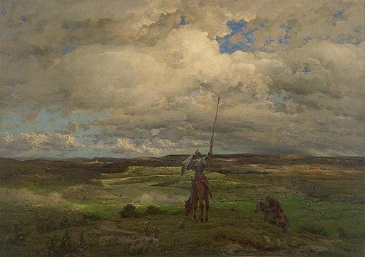 Demont-Quixote