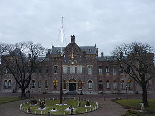 Royal Naval College (Netherlands) The institution for higher education of the Royal Netherlands Navy