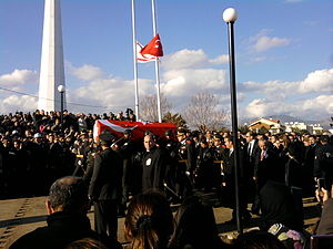 Rauf Denktaş - Funeral of Denktaş