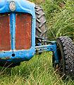 Derelict tractor, Somerset (4960675323).jpg