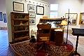 Desk and furnishings, Edward W. Bok - Bok Tower Gardens - DSC02083.jpg