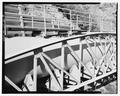 Detail of bow truss structure, looking east - Ogden Canyon Conduit, Ogden, Weber County, UT HAER UTAH,29-OGCA,2-9.tif