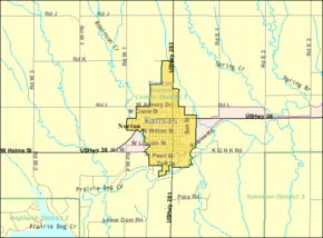 Detailed map of Norton, Kansas.png