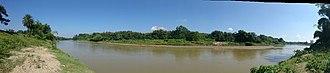 Dhalai River - Dhalai River Panoramio