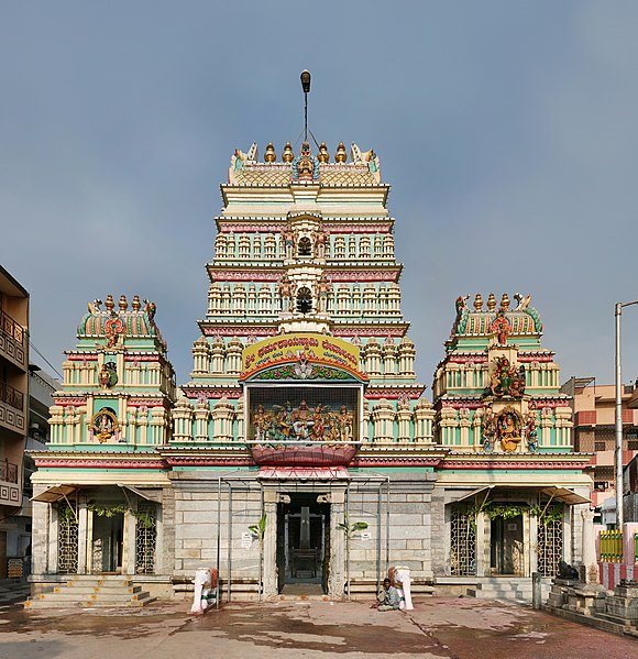 Fail:Dharmaraya Swamy Temple Bangalore edit1.jpg