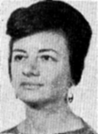 Diana Baumrind - Diana Blumberg Baumrind circa 1965