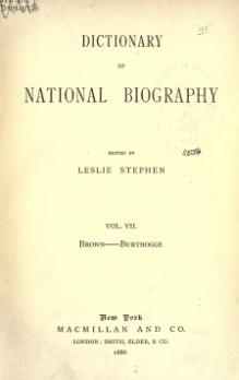 Dictionary of National Biography volume 07.djvu