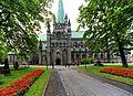 Die Nidaros Kathedrale in Trondheim. 03.jpg