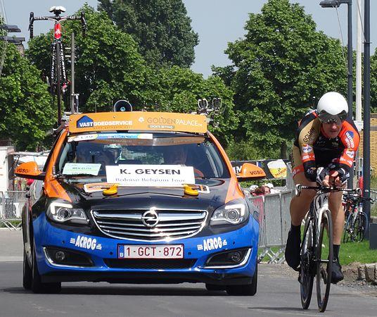 Diksmuide - Ronde van België, etappe 3, individuele tijdrit, 30 mei 2014 (B012).JPG
