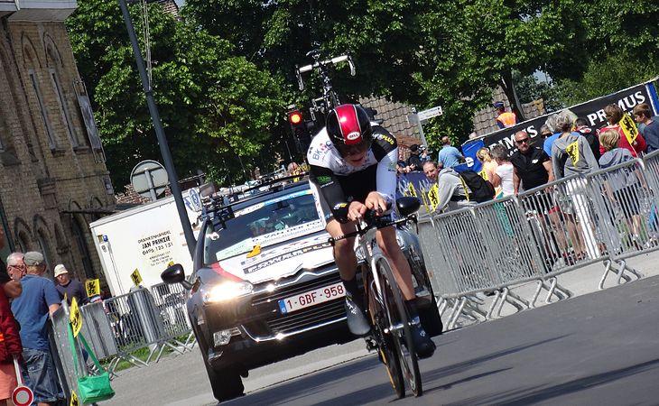 Diksmuide - Ronde van België, etappe 3, individuele tijdrit, 30 mei 2014 (B113).JPG