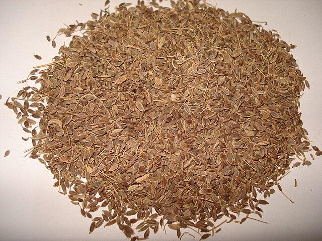 Usos medicinales y culinarios de las semillas de eneldo