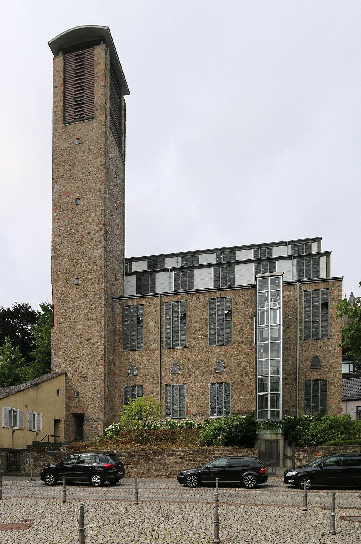 Datei:Dillenburg - Katholische Kirche (KD.HE 191609 1 08