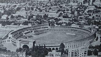 Central Stadium (Tbilisi) - Image: Dinamo Standium 1935