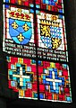 Dinant Collégiale Notre Dame stained glass window 06.JPG