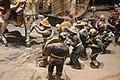 Diorama Zheng Chenggong (Koxinga) Recovering Taiwan from Dutch (32836487334).jpg
