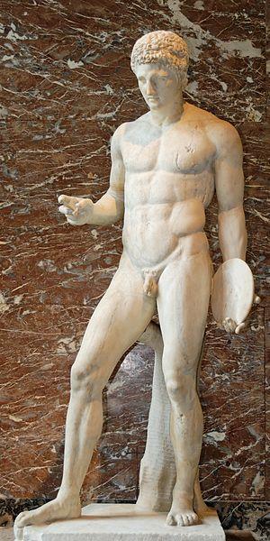 Naukydes of Argos - Discophoros, modeled after Naukydes.