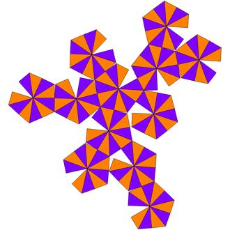 Disdyakis triacontahedron - Disdyakis triacontahedron