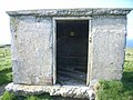 Disused building with electrical socket in it - geograph.org.uk - 953606.jpg