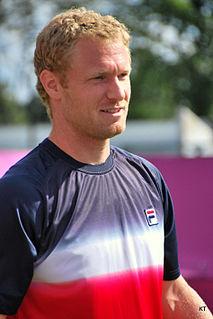Dmitry Tursunov Russian tennis coach and former tennis player