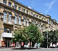Dnipropetrovs'k Lenina 10 Hotel London 01 (YDS 5593).jpg