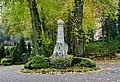 Doberan Friedhof Grab der Familien von der Lühe und von Schack.jpg