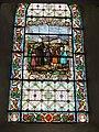 Dohem (Pas-de-Calais, Fr) église Saint-Omer vitrail 01.JPG