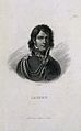 Dominique Jean, Baron Larrey. Line engraving by Pollet. Wellcome V0003378.jpg