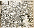 Dominium Venetum in Italia - Sandrart Jacob Von - 1687.jpg