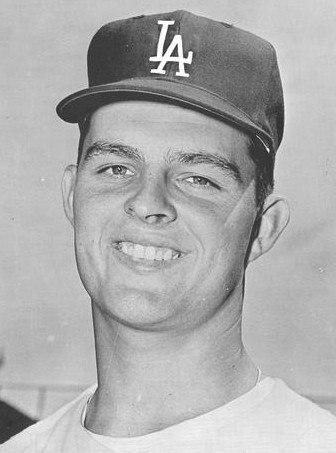 Don Drysdale - Los Angeles Dodgers - 1961